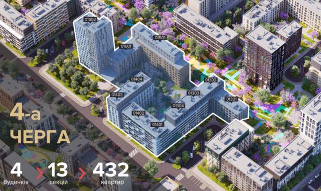 В продажу поступили квартиры 4-й очереди «Файна Таун» - с видом на променад