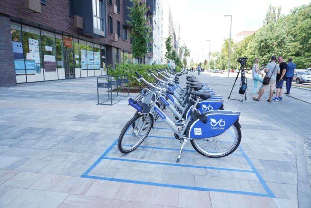Рядом с ЖК «Файна Таун» открыта смарт-улица Салютная с расширенными функциональными возможностями