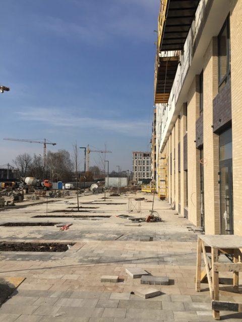 Отзыв о просмотре квартиры после строителей в ЖК «Файна Таун»
