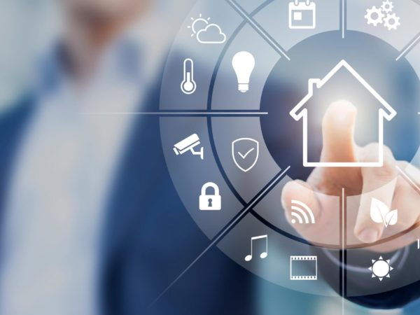 Система «Умный дом» позволяет экономить на коммунальных услугах