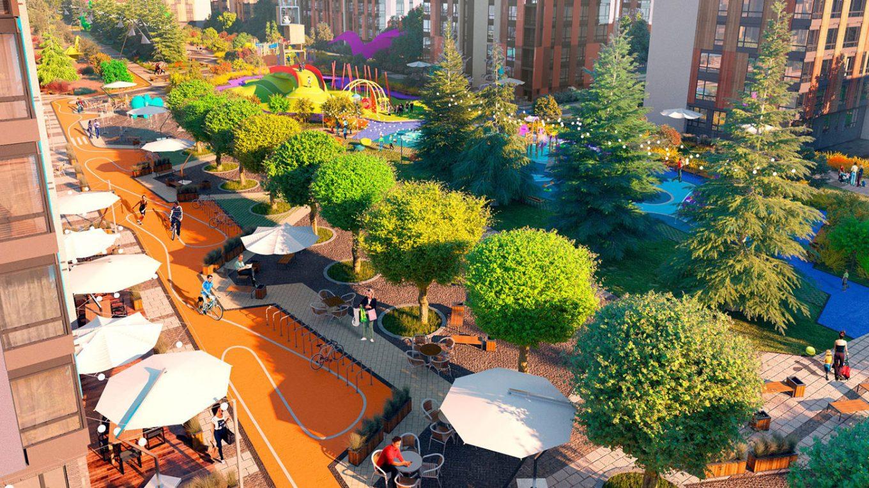 «Файна Таун» вошёл в ТОП 5 наиболее дружественных городу жилых комплексов