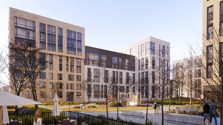 Инвесторов «Файна Таун» начали приглашать на осмотр и приём квартир