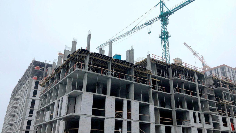 Начинаются продажи квартир в шестой очереди «Файна Таун». Скидки до 17%