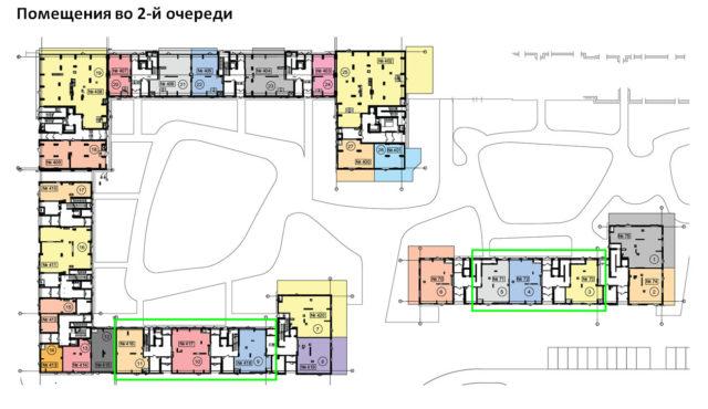 Коммерческая недвижимость в «Файна Таун»