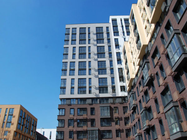 Обзор квартиры «Файна Таун» после строителей. Акт не подписан