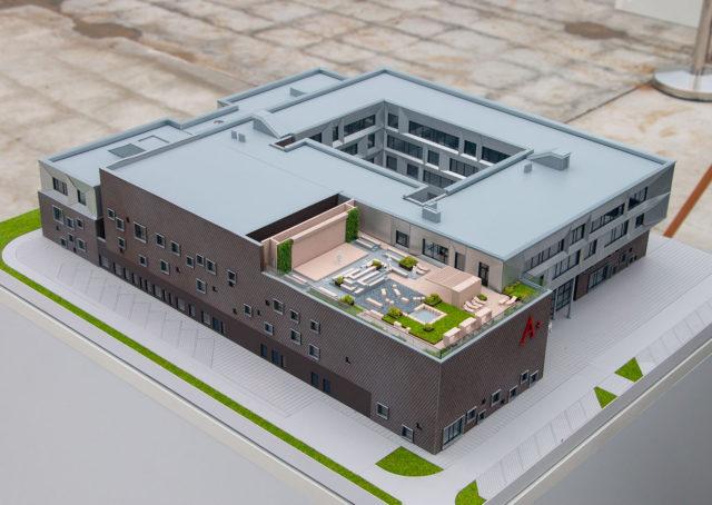 Школа в «Файна Таун»: состоялась церемония закладки, запуск запланирован на 2022 год