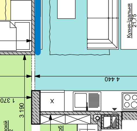Приём квартиры в «Файна Таун» после застройщика: 2 очередь