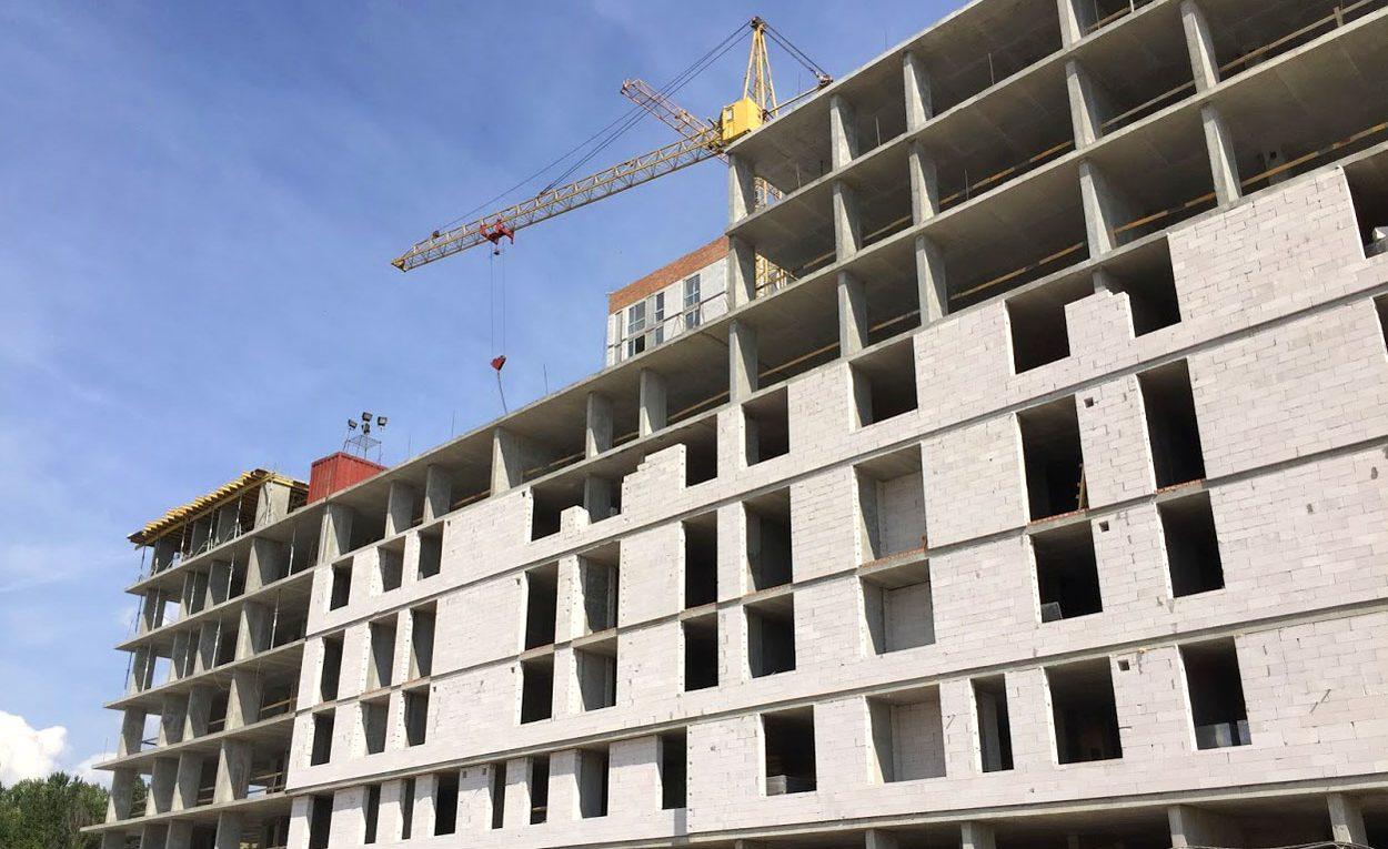 В Украине выросли объёмы строительства – до 136,3 млрд грн